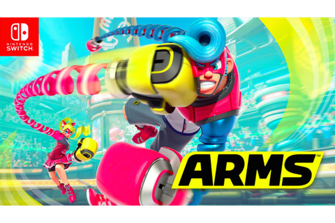 Nintendo's motion-controlled Arms is a fun but frustrating ...