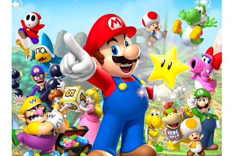 Review: Mario Party: Star Rush (Nintendo 3DS) - Digitally ...