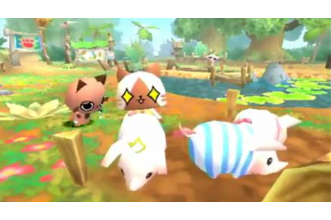 Capcom's Monster Hunter Diary: Poka Poka Airu Village ...