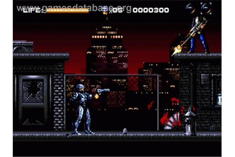 Robocop vs. the Terminator - Sega Nomad - Games Database