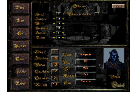 Demise: Rise of the Ku'tan Download (2000 Role playing Game)