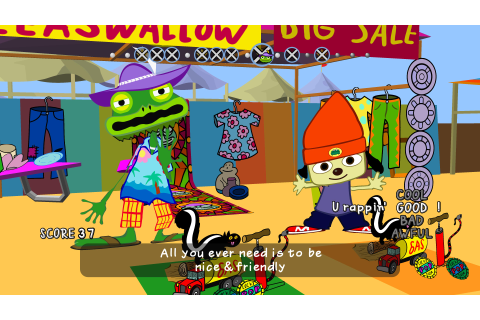 PaRappa the Rapper, Patapon, and Loco Roco Remasters ...