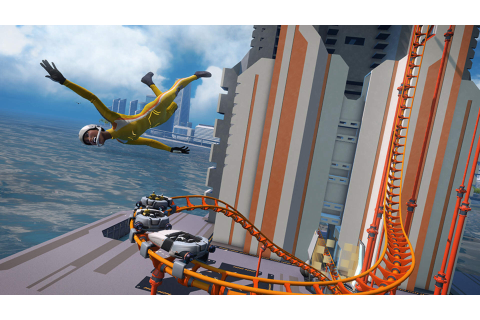 Screamride Xbox One Review: A Rollercoaster Puzzler with ...