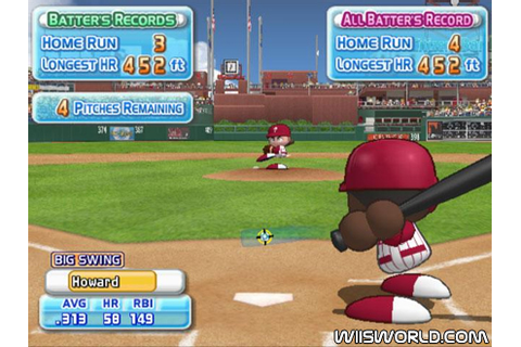 MLB Power Pros Wii review