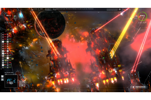 Gratuitous Space Battles 2 - PC Review | Chalgyr's Game Room