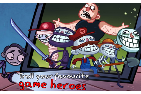 Troll Face Quest Video Games - Android Apps on Google Play