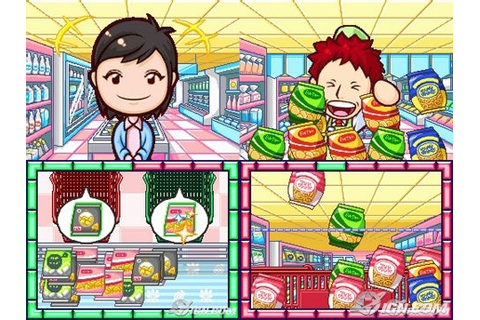 Cooking Mama 3: Shop & Chop Review - IGN