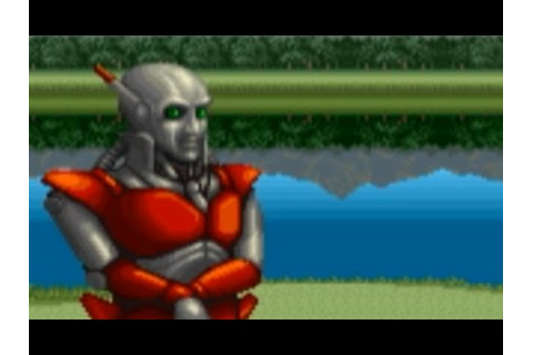Mecarobot Golf (SNES) Playthrough - NintendoComplete - YouTube
