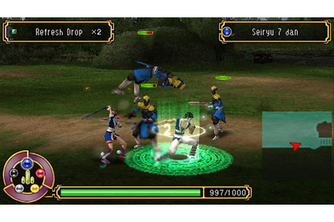 Kingdom of Paradise® Game | PSP - PlayStation