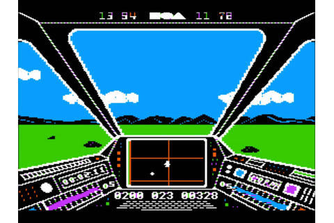 Video Game Ruminations: Skyfox