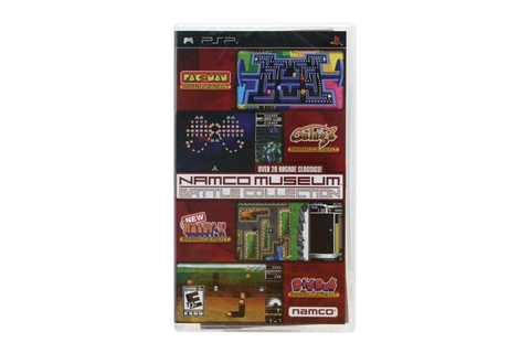 Museum Battle Collection PSP Game Namco - Newegg.com