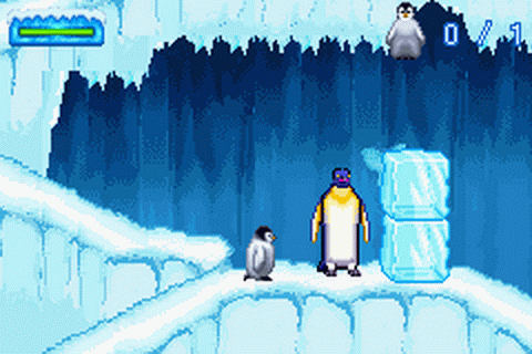 Play Happy Feet Nintendo Game Boy Advance online | Play ...