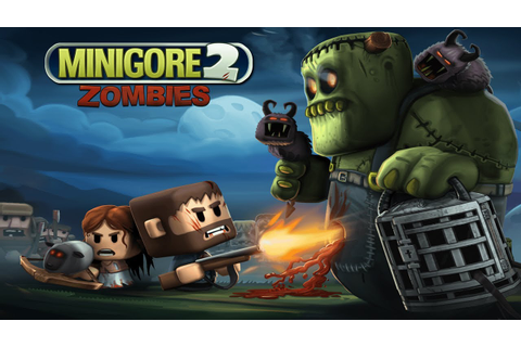 Minigore 2: Zombies - Universal - HD Gameplay Trailer ...