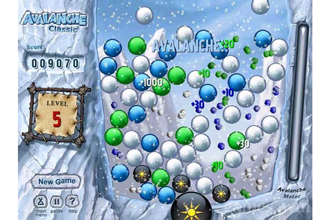 Avalanche. Download and Play Avalanche Game - Games4Win
