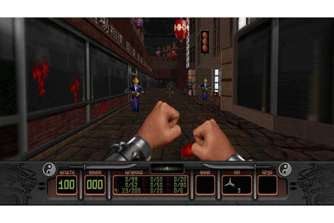 Shadow Warrior Classic Redux | macgamestore.com