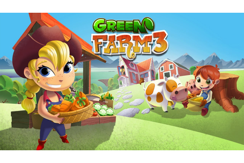 Green Farm 3 - Mobile Game Trailer - YouTube