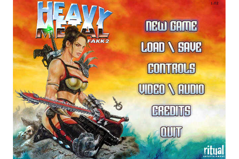 Download Heavy Metal: F.A.K.K. 2 - My Abandonware