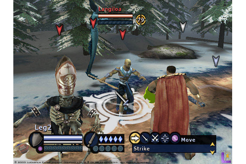 Gladius Screenshots - Video Game News, Videos, and File ...
