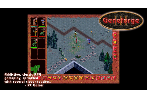 Download Geneforge 3 Full PC Game
