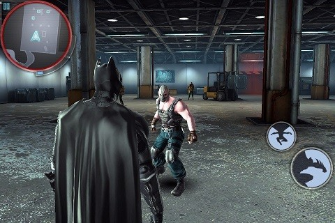 The Dark Knight Rises APK 1.1.6 Android Game - AndroPalace