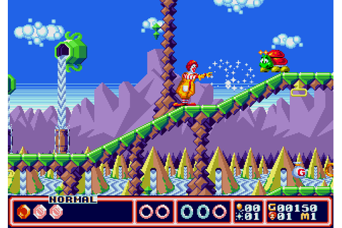 McDonald's Treasure Land Adventure (1993) by Treasure ...