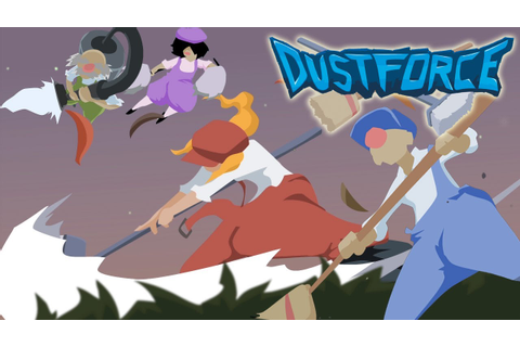Dustforce - Gameplay Introduction - YouTube