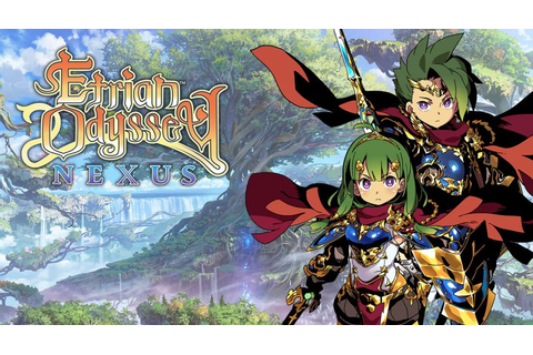 Etrian Odyssey Nexus Coming To 3DS In The West In February ...