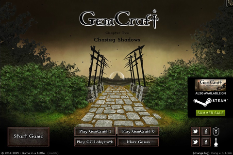 GemCraft: Chasing Shadows Hacked (Cheats) - Hacked Free Games