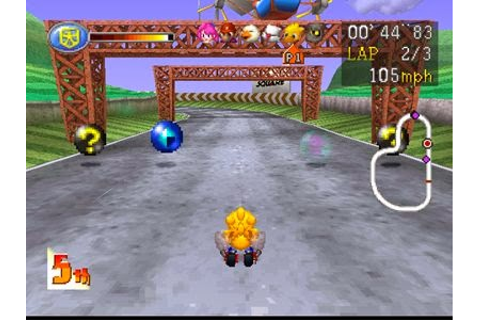 Chocobo Racing (PSX) - Download Game PS1 PSP Roms Isos ...