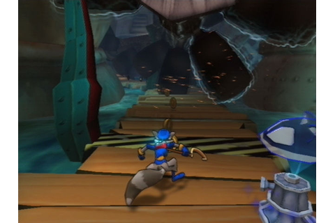 Sly Cooper and the Thievius Raccoonus Screenshots for ...