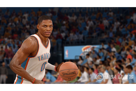 Next NBA Live console game coming out in early 2017 ...