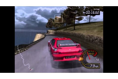 Pro Rally 2002 (PS2) - Part 2 - YouTube