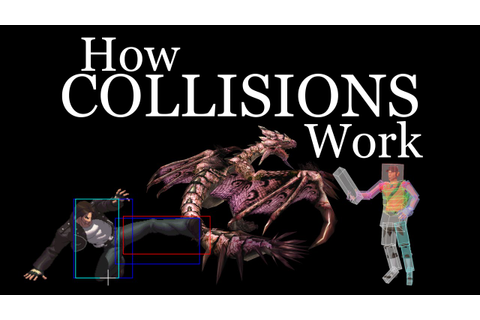How Collisions Work in Games - YouTube