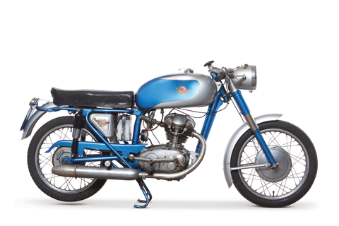 1965 Ducati 100 Sport | Top Speed
