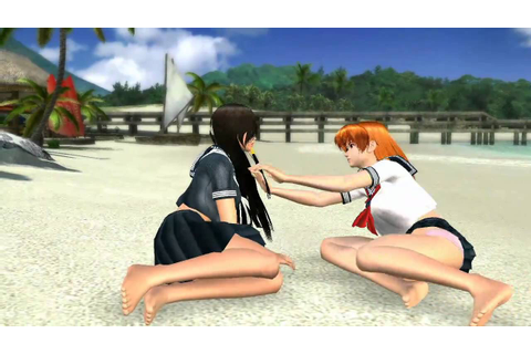 Dead or Alive Xtreme 2 - Kasumi & Kokoro - Be Friendly [HD ...