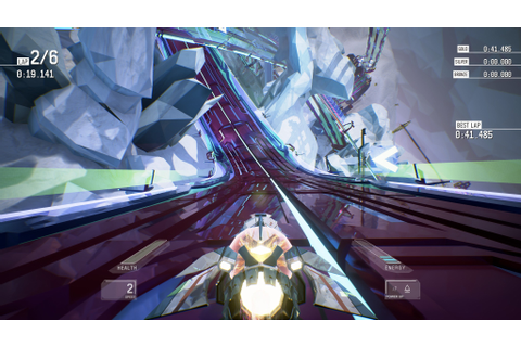 Redout PC review - DarkZero