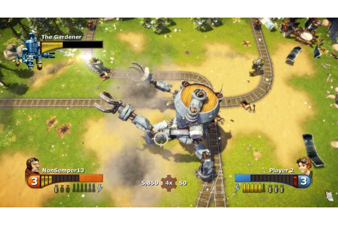 Gatling Gears Download Free Full Game | Speed-New