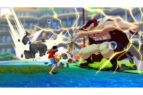 ONE PIECE: Unlimited World Red Deluxe Edition on PS4 ...