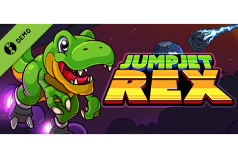 JumpJet Rex Demo on Steam