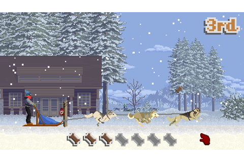 New Dogs, New Tricks: Trichotomy Games Brings Mushing to ...