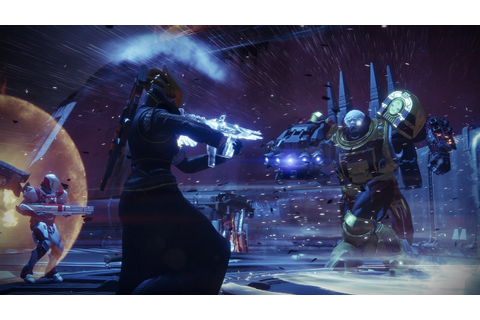 Destiny 2: New Single Player, Campaign, Gameplay Details ...