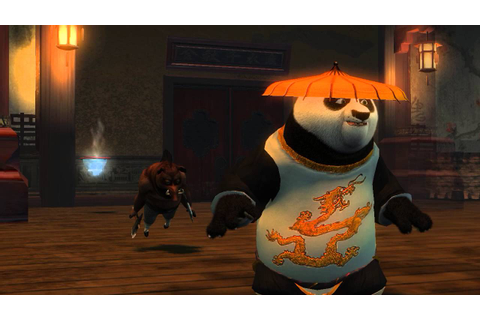 Kung Fu Panda (2008) PC Gameplay HD - YouTube