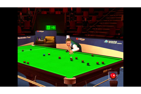 World Championship Snooker 2004 - YouTube