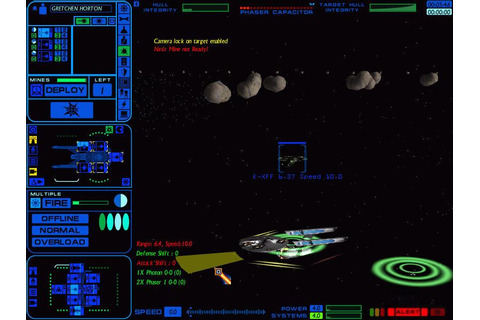 Star Trek: Starfleet Command 2 - Orion Pirates Download ...