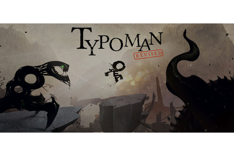 Typoman Revised Free Download FULL Version PC Game