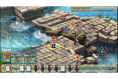 Ragnarok Tactics PSP CSO Free Download & PPSSPP Setting ...