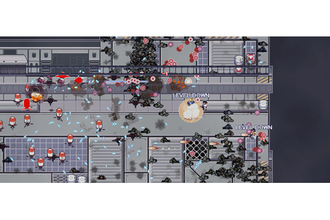 Retro-style twin stick shooter Circuit Breakers hits ...