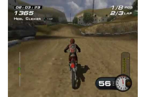 MX Superfly (PS2 Gameplay) - YouTube