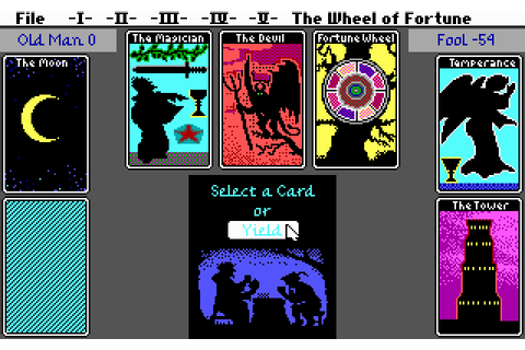 The Fool's Errand (1989) by Synergistic Software MS-DOS game