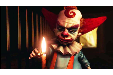 The 10 Scariest Clowns in Video Games | GamesRadar+